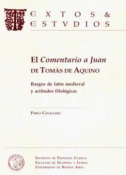 El comentario a Juan de Tomás de Aquino